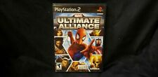 Marvel: Ultimate Alliance XBOX 360 In AWESOME Condition