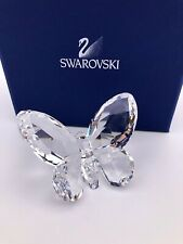 Swarovski Crystal Butterfly, Clear Mib #840429