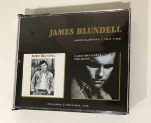 JAMES BLUNDELL - James Blundell & This Road - 2CD  Fat box - RARE