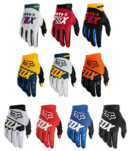 Fox 2018 Dirtpaw Cycling Motorcycle Riding Racing Motoroad Bicycle Gloves Zx
