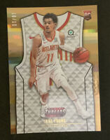 2018-19 Panini Threads Trae Young Gold 10/10
