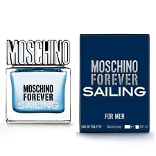MOSCHINO FOREVER SALILING FOR MEN EDT NATURAL SPRAY - 30 ml