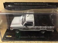 "DIE CAST "" CHEVROLET C-20 PICAPE - 1994 "" CHEVROLET SCALA 1/43"