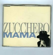MAXI CD SINGLE PROMO ZUCCHERO MAMA (FRANCE 3 Tr.)