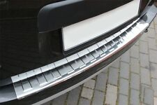 PROTECTION PARE-CHOC ARRIERE INOX DACIA DUSTER 1.2 TCE 125 04/2010-12/2015