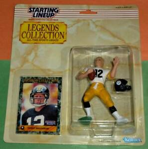 1989 TERRY BRADSHAW Legends Pittsburgh Steelers NM- * 0 s/h* 1st Starting Lineup