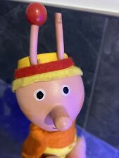 Vintage Brian The Snail Magic Roundabout Felt Puppet