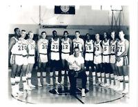 1964 LOS ANGELES LAKERS 8X10 TEAM  PHOTO  BASKETBALL HOF CALIFORNIA USA
