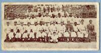1946-47 Sol De Oro Almendares Team Photo, Rare Cuban Baseball Premium, O'Neill