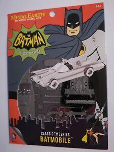 Batman Metal Earth Batmobile classic