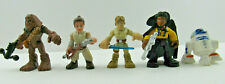 Lot of 5 Hasbro Star Wars Action Figures Mixed