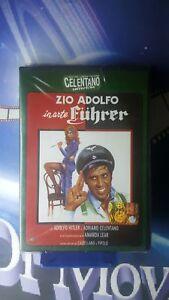 ZIO ADOLFO IN ARTE FUHRER  ADRIANO CELENTANO*nuovo*(DVD)