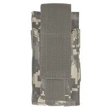 Voodoo Tactical Single Pistol Magazine Flashlight Pouch Holster MOLLE Digital