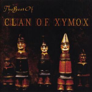 CLAN OF XYMOX The Best Of CD 2004