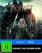 ***Der Hobbit: Smaugs Einöde Steelbook-Blu-ray-Limited Edition-OVP in Folie***