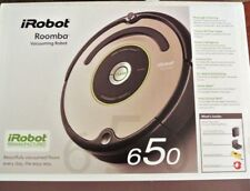 iRobot Roomba 650 Automatic Robotic Vacuum (Box Distress) SEE Pictures
