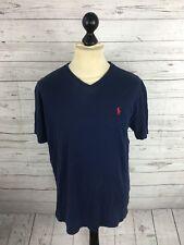 RALPH LAUREN T-Shirt - Size Medium - Navy - Great Condition