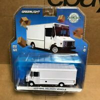 Greenlight | 1:64 2019 Mail Delivery Vehicle - White Hobby Exclusive | IN STOCK
