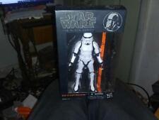 Star Wars Black Series  Stormtrooper Orange Line Authentic #9