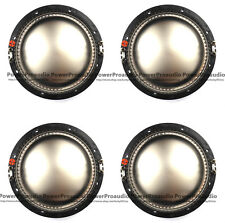 4PCS/LOT JBL 2445 2445J JBL 2441J Diaphragm D16R2445 For Driver Repair 16 Ohm