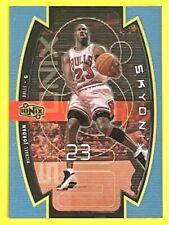 MICHAEL JORDAN 1998 UPPER DECK IONIX SKYONIX #S1 CHICAGO BULLS HOF