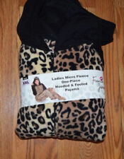 03d48b9741 Animal Print Footie Sleepwear   Robes for Women