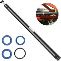 """Hydraulic Cylinder Welded Double Acting 2"""" Bore 30"""" Stroke Cross Tube 2x30 SAE6"""