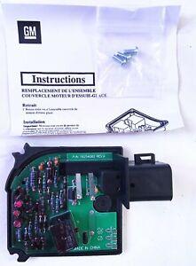 OE 91-99 Chevy K1500 Wiper Motor Pulse Board Module ACDelco 19254082 GM 12463090