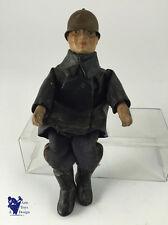 JOUET ANCIEN CITROEN POMPIER 1/10° POUR CAMION TOLE C4 TRES BON ETAT VERS 1930