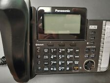 Panasonic KX-TG9581B 2-Line Cordless Telephone System with Handset - Black