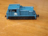 Lima N-Gauge Locomotive diesel shunter BR blue
