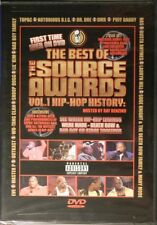 The BEST of The SOURCE AWARDS Vol 1 Hip-Hop Tupac Notorious B.I.G.Dr Dre Wu-Tang