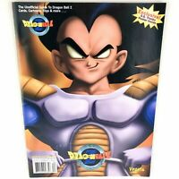 Dragon Ball Z Beckett Collector Magazine 2001 Vol. 2 No. 4 Issue 5 + Posters