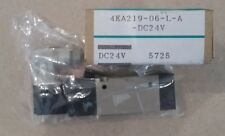CKD Solenoid Valve AKA219-06-L-A-DC24V Makino Machine a51 a61 a71 a81 a82 a92