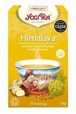 Yogi Tea Zenzero Himalaya Harmony - 17 Sacchetti