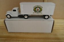 DIXIE BREWING CO. Truck Trailer Bank Limited Edition