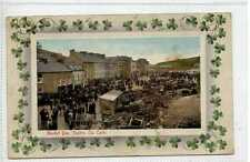 (Go436-180) Market DAy, BANTRY, County Cork, EIRE 1913 Used G-VG