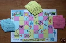 GRAMMAR QUEST unique game  - teacher resource LITERACY