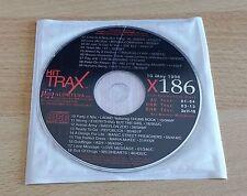 HIT TRAX (VAN HALEN, ASH, BABYLON ZOO) - CD PROMO COMPILATION