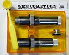 Lee Collet 2-Die Neck Sizer Set 300 Win Short Magnum (WSM)  # 90185