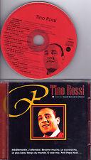 CD PICTURE 22T TINO ROSSI  LES GRANDS NOMS DE LA CHANSON FRANCAISE BEST OF