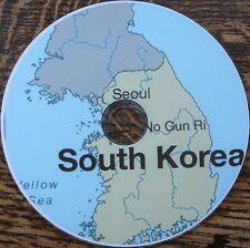 Vintage Korean Korea War tanks aeroplanes photos maps images MASH 3200+ CD