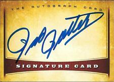 Pat Patterson signed Wresting Signature Card - WWE HOF - AKA Pierre Clermont