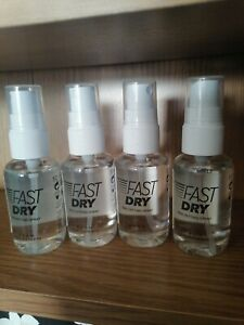 Avon Nail Experts Fast Freeze Dry Nail Setting Spray 50ml Brand New RRP £5 each.