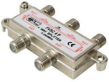 NEU!! Kabel Sat TV Antennen Signal 4 fach Verteiler Splitter