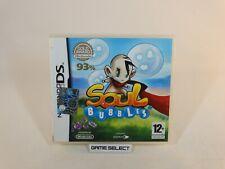 SOUL BUBBLES NINTENDO DS DSi 2DS 3DS NDS PAL EU EUR ITA ITALIANO ORIGINALE