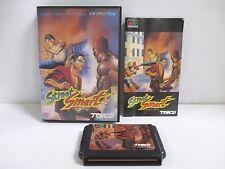 SEGA Mega-Drive Genesis -- STREET SMART -- Box. JAPAN GAME. Works fully!! 11543