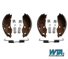 Genuine AL-KO Brake Shoe Set for  1637 drum (for one Axle) 1213888