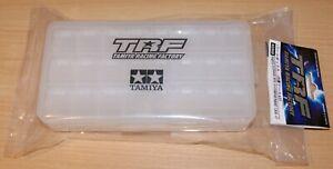 Tamiya 42302 TRF Parts Storage Box (8-Compartment Case x3), NIP