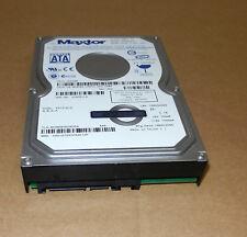 "Maxtor DiamondMax 10 80 GB Internal 7200 RPM 3.5"" SATA Hard Drive -6V080E0"